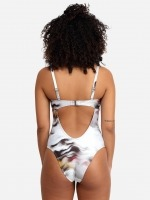 Free Society - Marble Eco Bandeau Swimsuit 5 Thumb