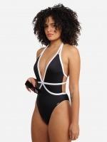 Free Society - Monochrome Swimsuit 2 Thumb
