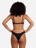 Free Society - V Wire Top in Black 4 Thumb