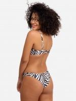 Free Society - Zebra Underwire Bikini 4 Thumb