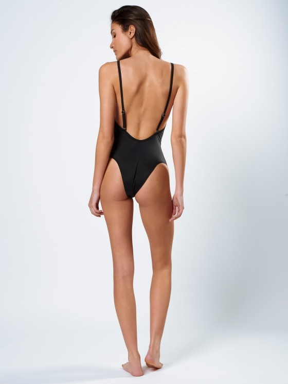 Free Society - Racer Bandeau Swimsuit 2