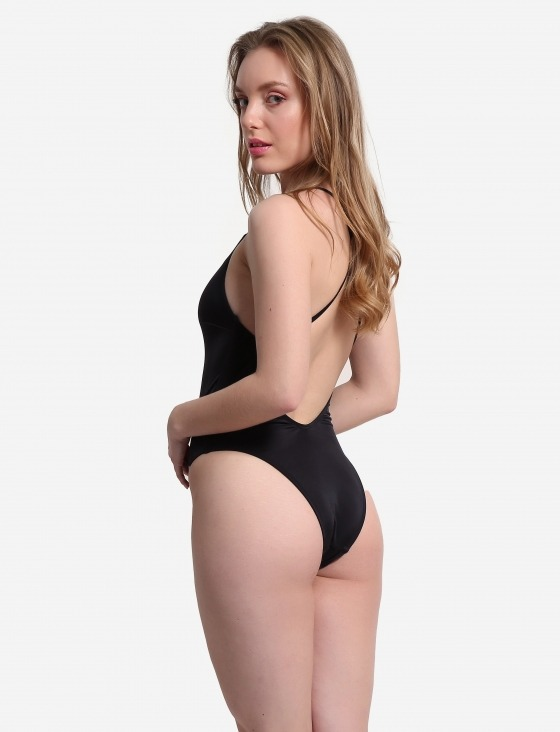 Free Society - High Leg Swimsuit 2