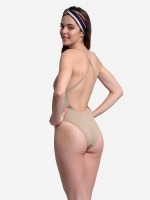 Free Society - High Leg Swimsuit 3 Thumb