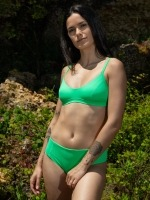 Free Society - Zig Zag Bralette Bikini 1 Thumb